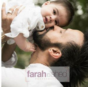 Beeba Boys star, Ali Kazmi talks fatherhood, acting.