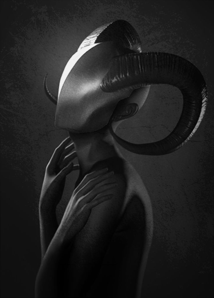 masks: bighorn, by Gabriel Zambrano