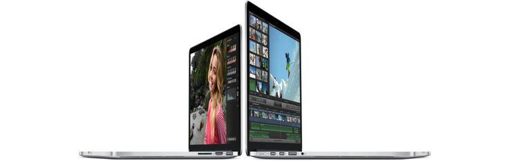 Apple's 13 en 15-inch Retina MacBook Pro's zijn van het bedrijf de beste draagbare machines. Het 13-inch model kreeg een update met een nieuw Force Touch-trackpad op 9 maart 2015, terwijl het 15-inch model op 19 mei volgde.