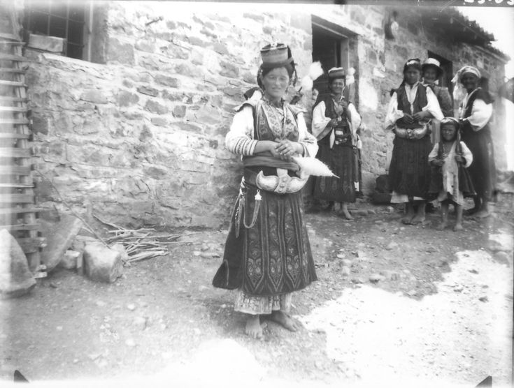 This photograph was taken by Nicholson Museum curator William J Woodhouse in Greece between 1890 and 1935. https://www.flickr.com/