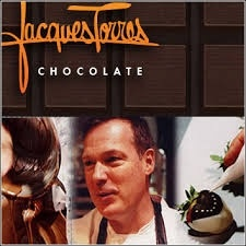 When you step into Jacques Torres Chocolate, you feel as though you've stepped into a small European specialty store. Many customers compare the experience to the movie Chocolat.