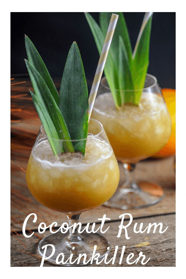 Dieser tropische Rum-Cocktail ist das ganze Jahr über ein großartiges Getränk! Ein versoffener und süßer Dr …