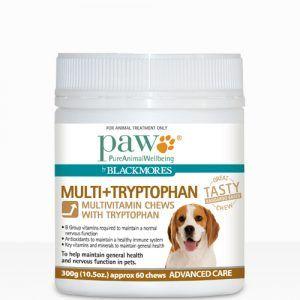 PAW Multi +Tryptophan Chews