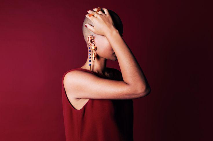 Collection no.1 Campaign  Photography: Daniella Benedetti \ Model: Jelizza Murillo Makeup: Alejandro Romero