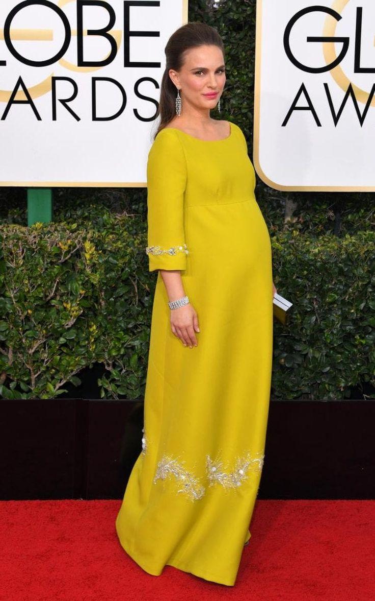 Best dressed on Golden Globes 2017: Natalie Portman channels Jackie Kennedy elegance in Prada - Fashion