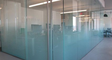 Gradient Window Film Interiors Glass Office Glass