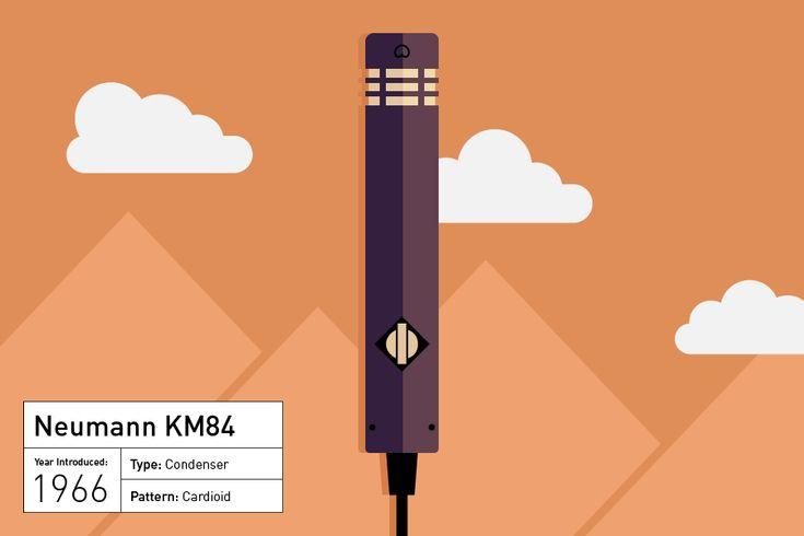 Neumann KM84 http://enmoreaudio.com/michael-stavrous-favourite-mics-of-all-time-so-far/