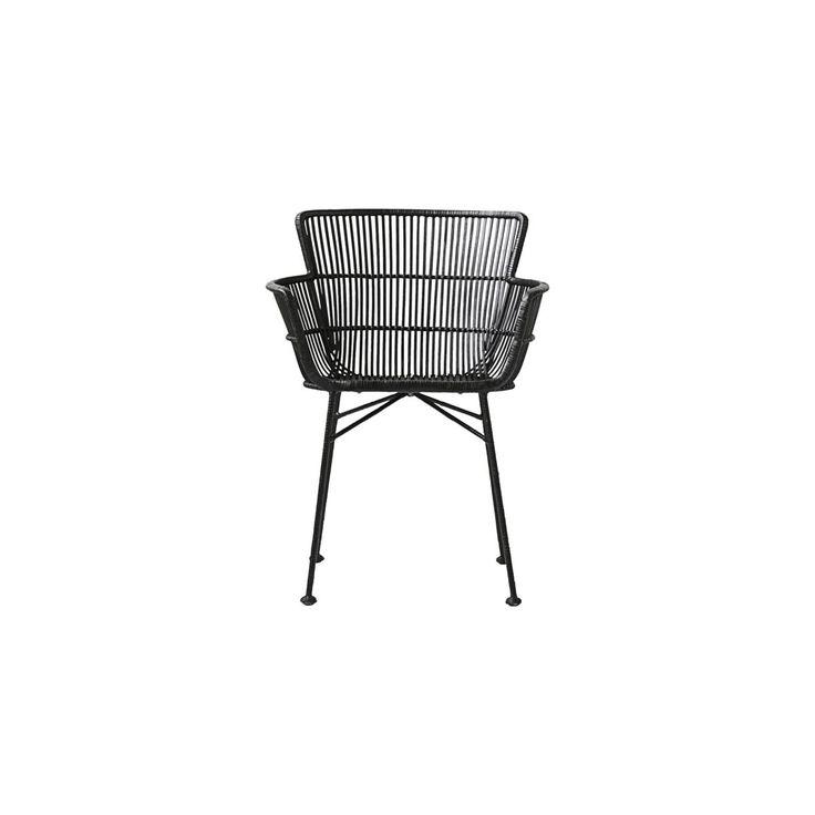 Coon Spisebordsstol sort House Doctor i høj kvalitet med unikt design. Hurtig leveringstid. 14 dages fuld returret. På lager. Fri fragt ved køb over 499,-