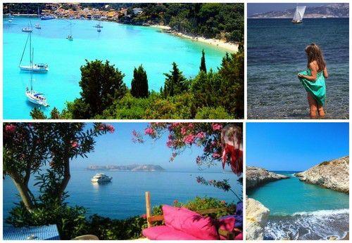 #Греция Шесть видов отдыха в Греции
