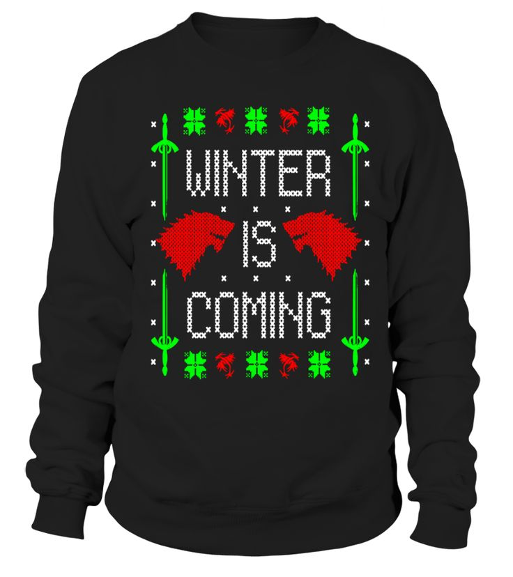 Winter Is Coming Game of Thrones Ugly Sw   => Check out this shirt by clicking the image, have fun :) Please tag, repin & share with your friends who would love it. Christmas shirt, Christmas gift, christmas vacation shirt, dad gifts for christmas, mom gifts for christmas, funny christmas shirts, christmas gift ideas, christmas gifts for men, kids, women, xmas t shirts, Ugly Christmas Sweater Shirt #Christmas #hoodie #ideas #image #photo #shirt #tshirt #sweatshirt #tee #gift #perfectgift…