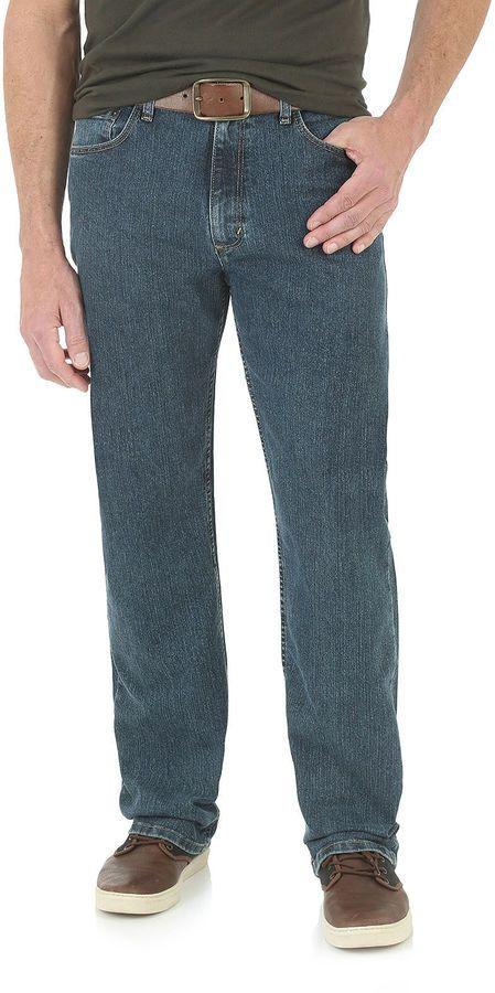 Wrangler Breathe-Dri Relaxed-Fit Pants