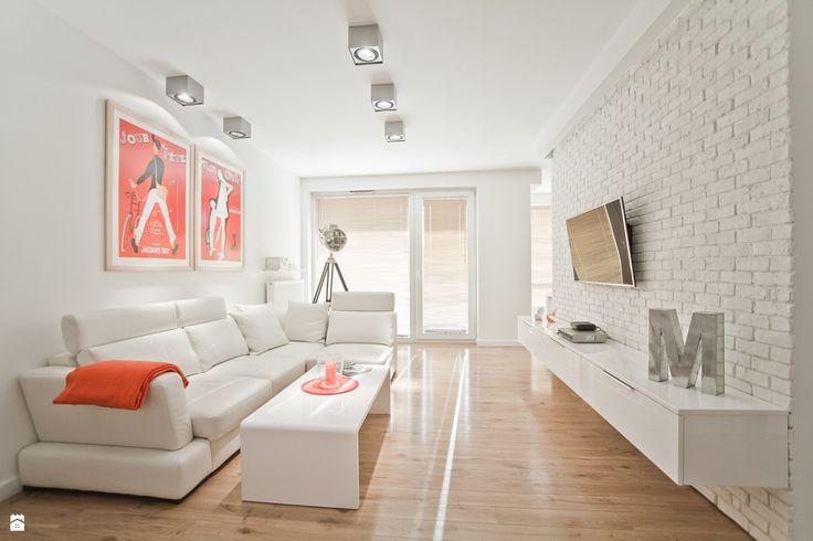 Zdjęcie: Salon styl Minimalistyczny - Salon - Styl Minimalistyczny - Boho Studio