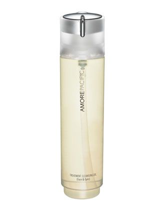 Treatment Cleansing Oil for Face & Eyes by Amore Pacific at Bergdorf Goodman.