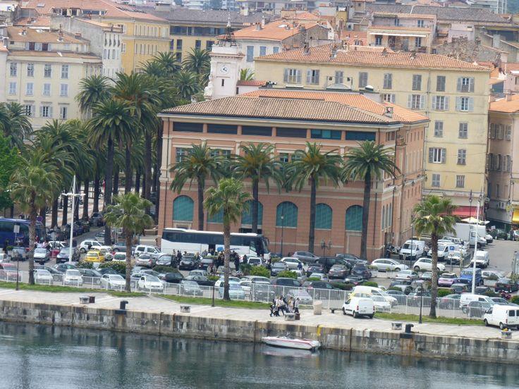 Ajaccio, Ayuntamiento. Córcega. Francia.
