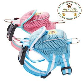 Want one of these for Gracie on long runs so that she can carry my key, ID, cash, etc so my pockets won't be stuffed