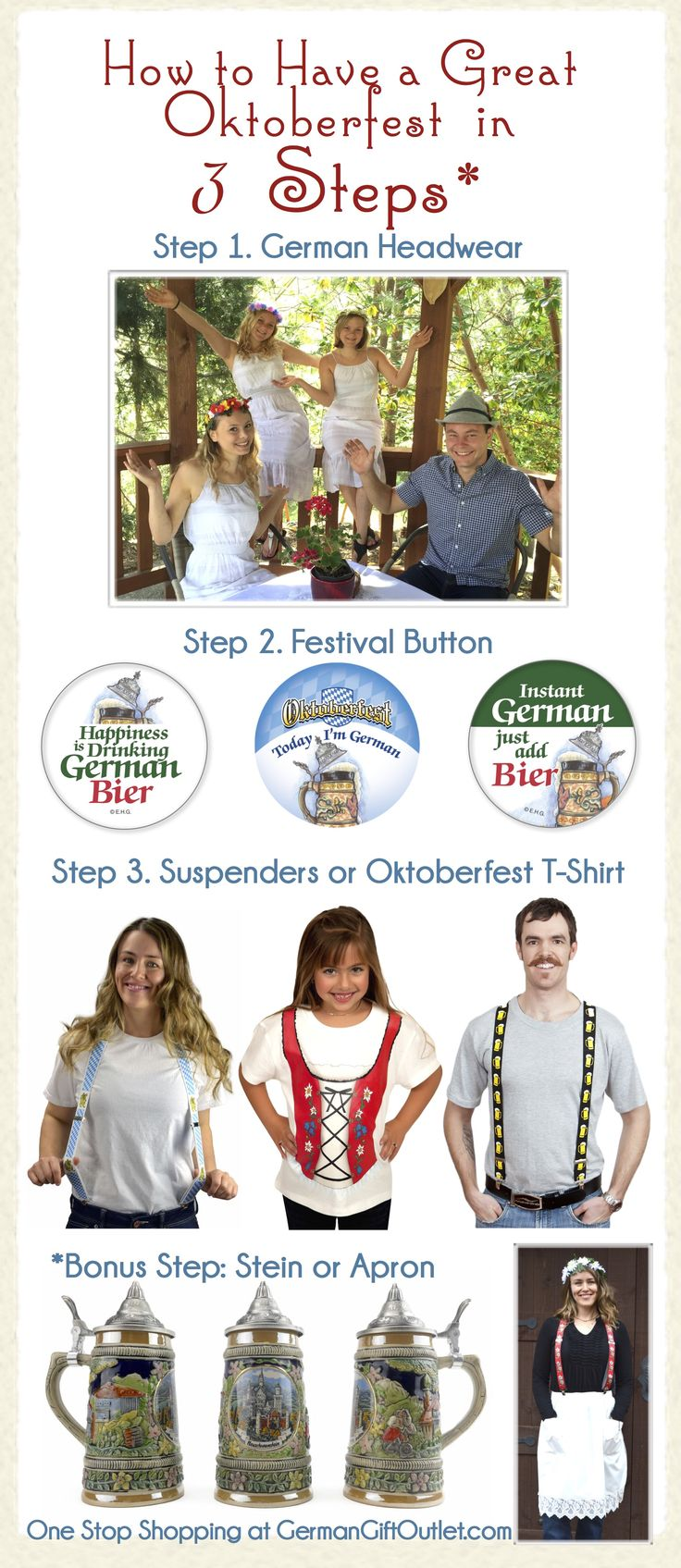 462 best oktoberfest costume contest ideas images on pinterest oktoberfest party decorations german beer steins german costumes beer glasses and beer boots cuckoo clocks and huge selection of european gift items solutioingenieria Gallery