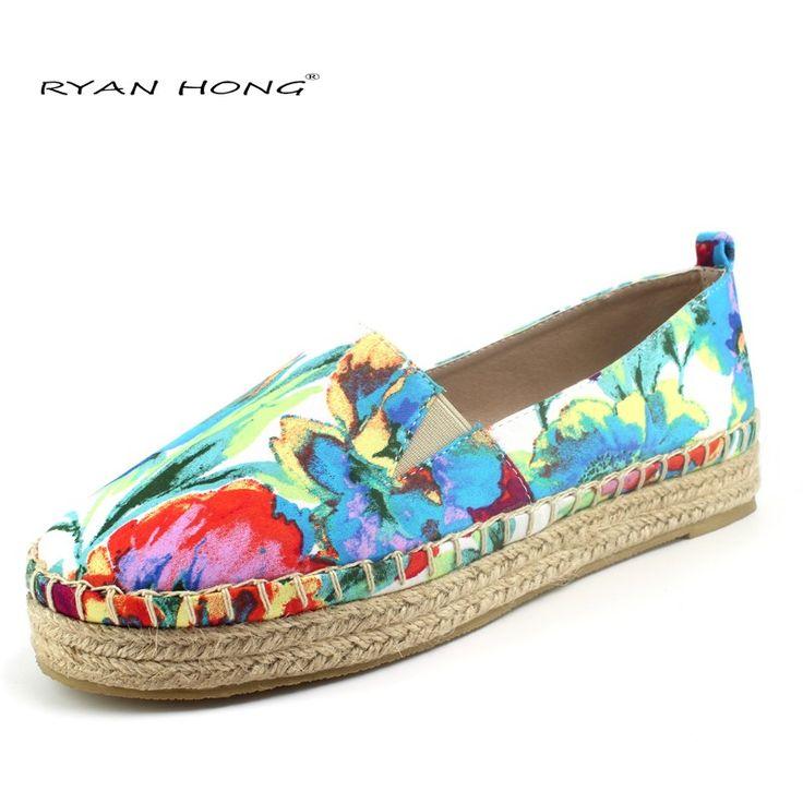 $25.99 (Buy here: https://alitems.com/g/1e8d114494ebda23ff8b16525dc3e8/?i=5&ulp=https%3A%2F%2Fwww.aliexpress.com%2Fitem%2Fwomen-s-espadrilles-FLATS-Canvas-multi-colour-flat-shoes-jute-suede-casual-shoes-suede-platfporm-espadrilles%2F32621548631.html ) women's espadrilles FLAT Canvas multi colour flat shoes jute suede casual shoes platform espadrilles shoe for women tenis floral for just $25.99