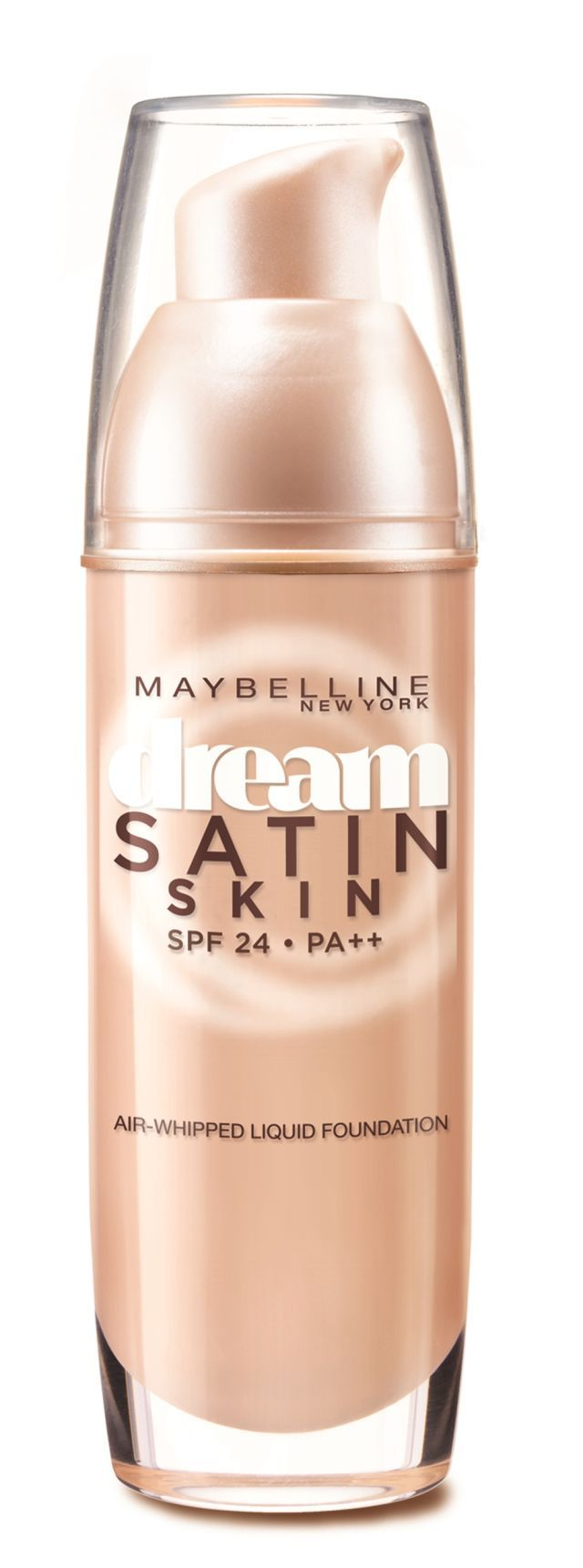 Maybelline Dream Satin Skin Whipped Liquid Foundation, INR 700  -cosmopolitan.in