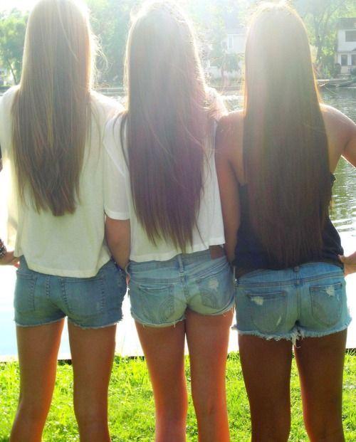 i want long hair: Hair 3, Friends, Hair Styles, Long Hair, Longhair, Hairstyle, Beautiful Hair, Brown Hair
