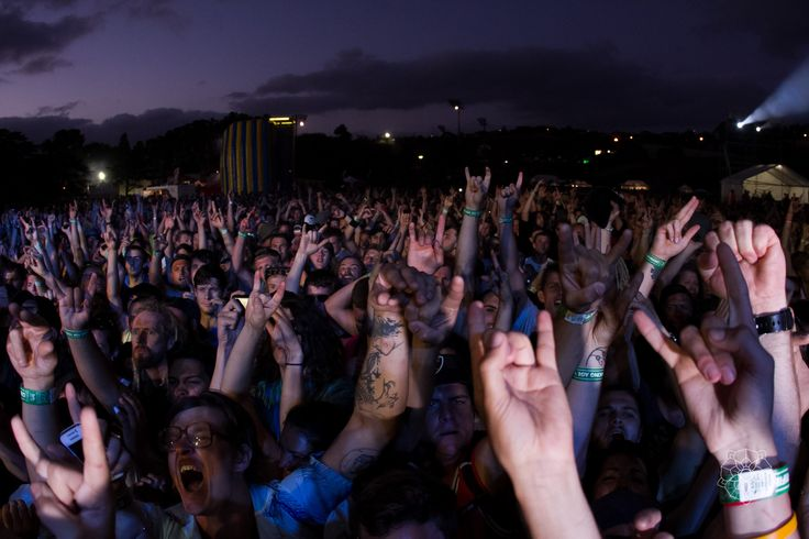 Photos from Big Day Out Music Festival Auckland, New Zealand.