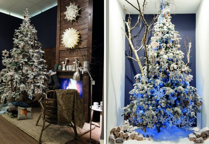 1000 images about kerst trends 2015 christmas trends - Decoration murale pour noel ...