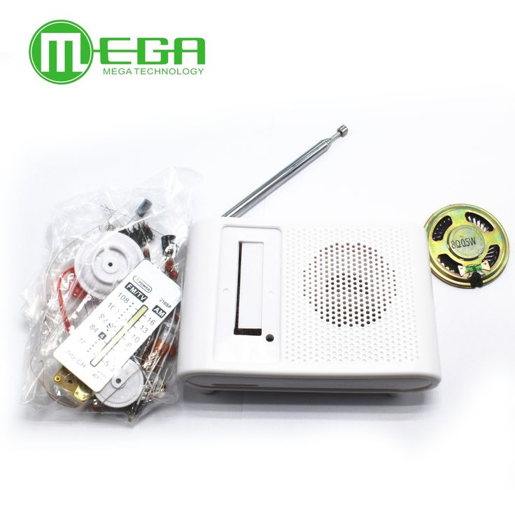 4.18$  Watch here - L103 Free Shipping 1set AM  FM stereo AM radio kit  DIY CF210SP electronic production suite   #aliexpressideas