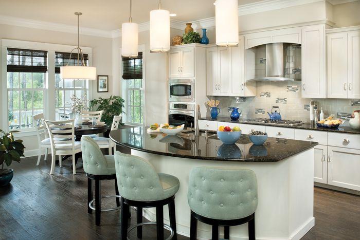 Sandpiper 1126   Tropical   Kitchen   Tampa   Arthur Rutenberg Homes
