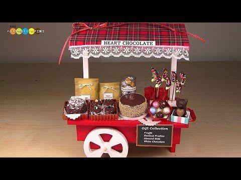 DIY Miniature Dollhouse Kit Cute Room with Working Lights! Hemiola's Roombox - YouTube