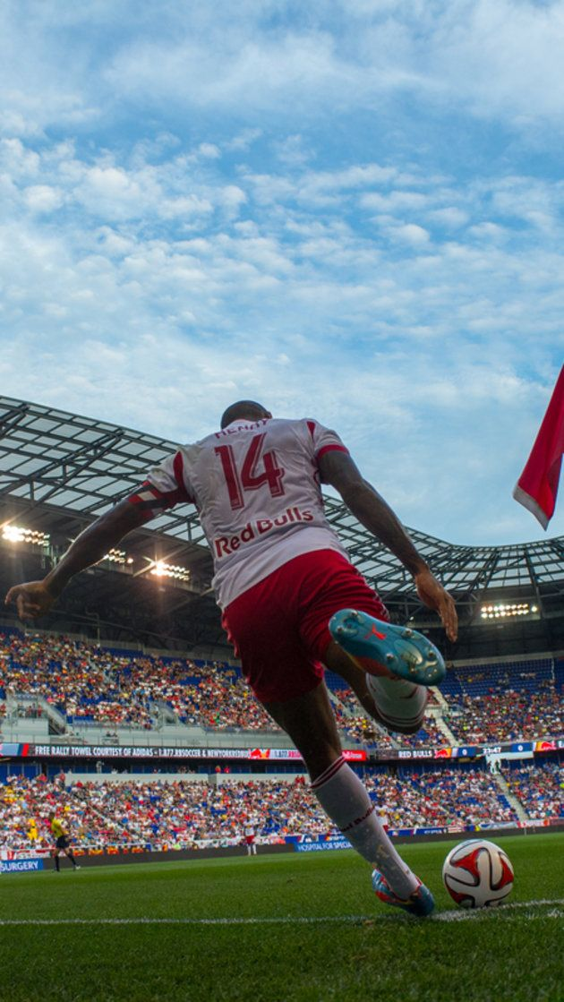 Thierry Henry Talks Soccer in America   The Red Bulletin