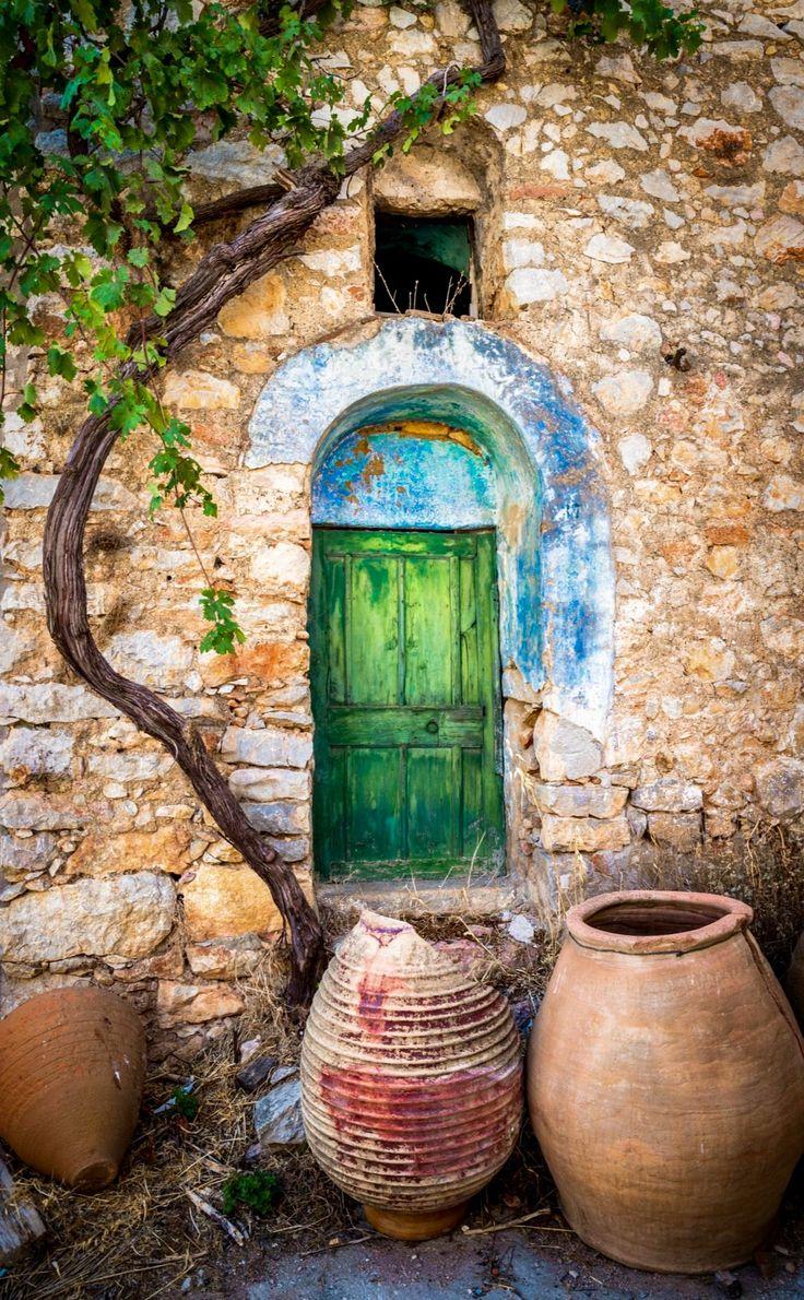 Vessa, Chios, Greece