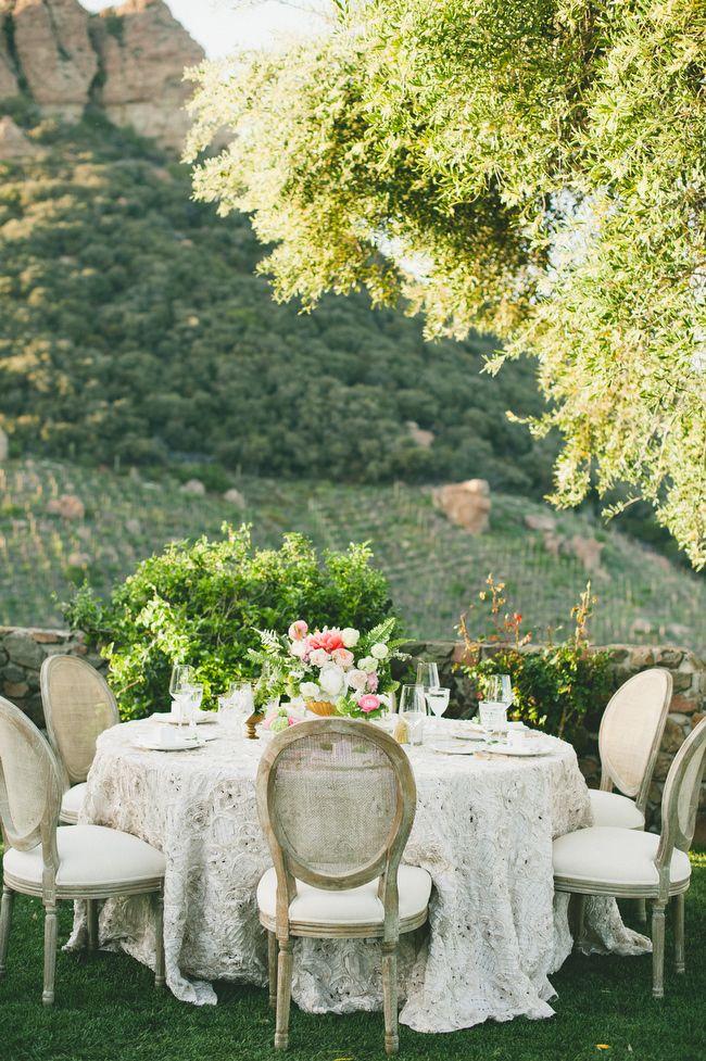 Rustic-chic wedding at Saddlerock Ranch in Malibu, California