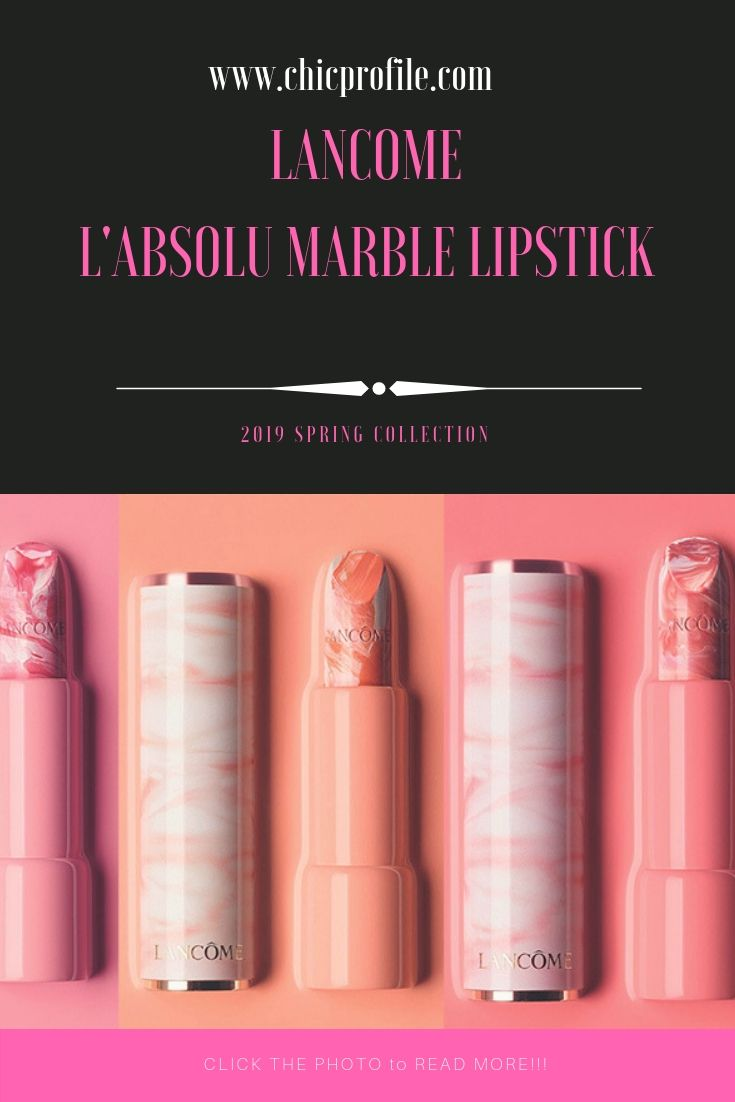 Pagina Porno Culonder lancome spring 2019 marble l'absolu lipstick | lancome