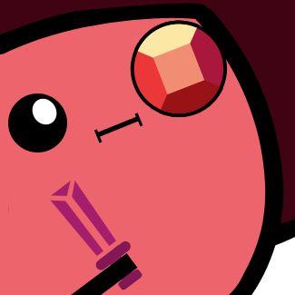 :Ix<<<< dis ruby be like 'must kill rose to make senpai proud'