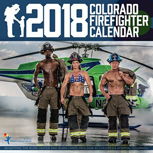 2018 Colorado Firefighter Calendar:   • With 13 months (December 2017 - December 2018), this calendar features 17 actual Colorado Firefighters. • Firefighters from around Colorado volunteer time to raise funds, attend events, educate children on fire prevention and increase awareness for the Children's Hospital Colorado Burn Center and other centers around Colorado. • In November 2016, the Colorado Firefighter Calendar, Inc. (CFC) proudly donated $135,000 to the Children's Hospital Col...