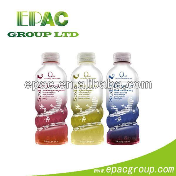 Plastic Printed PVC Heat Shrink Wrap Label For Bottle Cap $0.004~$0.016