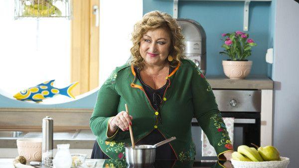 U Haliny v kuchyni: Halina Pawlowská