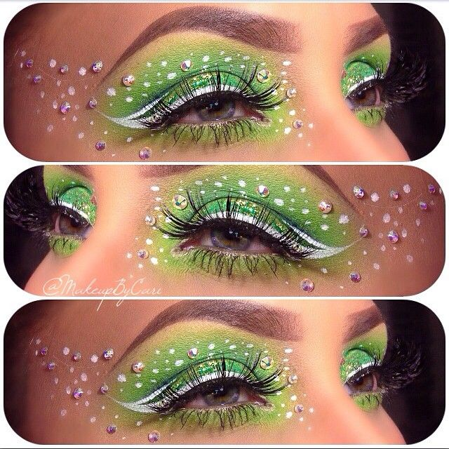Fairy fantasy eye look ✴