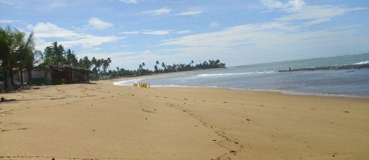 Praia de tabuba