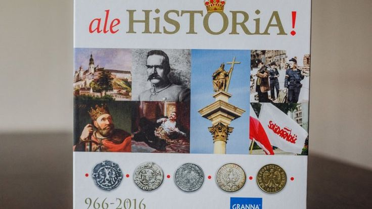 """""""Ale historia!"""" to quiz historyczny od wydawnictwa Granna (fot. Ewelina Zielińska)"""