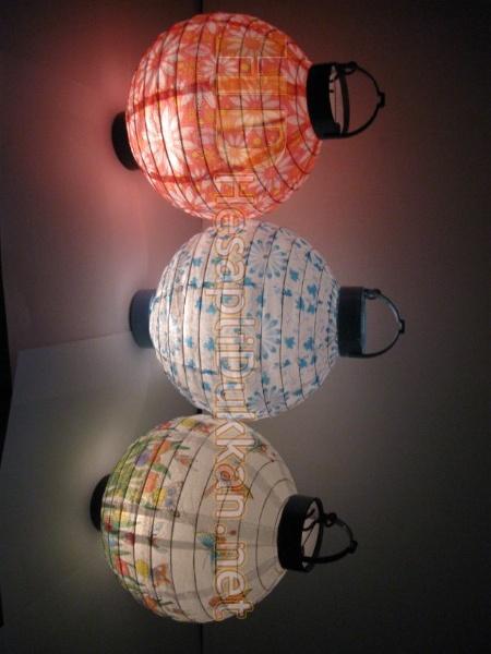 Işıklı pilli kağıt fenerler – Mavi AL136 | Ucuz ve toptan ürünler