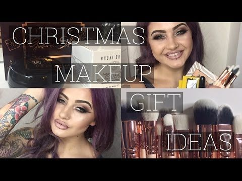 Christmas Makeup Gift Ideas // Jamie Genevieve - http://47beauty.com/christmas-makeup-gift-ideas-jamie-genevieve/     Click more to see links, products and fun stuff. Follow me on Periscope! – jamie_genevieve Charlotte Tilbury – The Gift of Goddess Skin £39 http://www.charlottetilbury.com/uk/the-gift-of-goddess-skin-travel-kit.html Bobbi Brown – Vitamin Enriched Face Base £39 http://www.bobbibrown.co.uk/product/14358/7485/Best-Sellers/Vitamin-Enriche