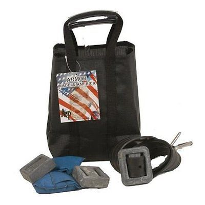 Gear Bags 29576: Armor Scuba Diving Weight Carrying Bag Black -> BUY IT NOW ONLY: $45.16 on eBay!