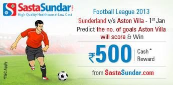 #Predict the no. of goals #AstonVilla will score against #Sunderland on 1st January.  http://www.foreseegame.com/user/GamePlay.aspx?GameID=sPDQabQ0mDcKCGjMhvFk9A%3d%3d