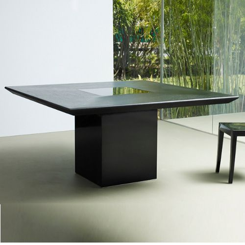 17 Best Ideas About Square Dining Tables On Pinterest Custom Dining Tables
