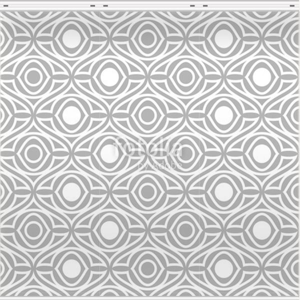 Photo-Panneaux Japonais Motif gris et blanc  en différentes dimensions, semi-transparent ou occultant