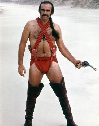 Sean Connery being awesome in Zardoz (1974) : movies