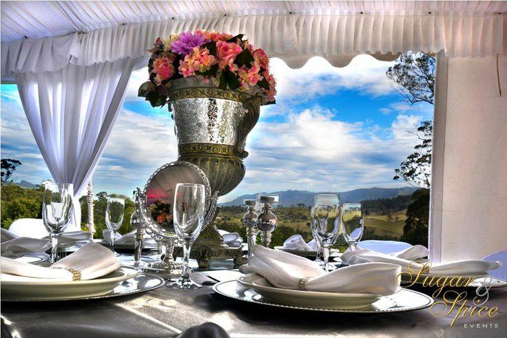 Luxury Marquee Weddings at Limpinwood Lodge