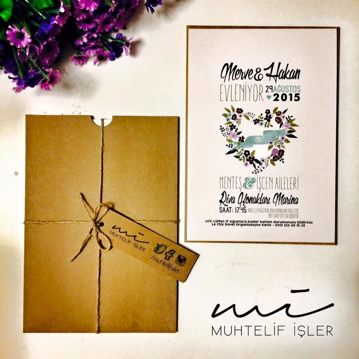 İkinci bir parıltı var senin bakışlarında Keşke yalnız bunun için sevseydim seni..  ▶️ www.muhtelifisler.net ®  #davetiye #düğündavetiyesi #invitation #weddinginvitation #engagement  #invitationcard #cemalsureya