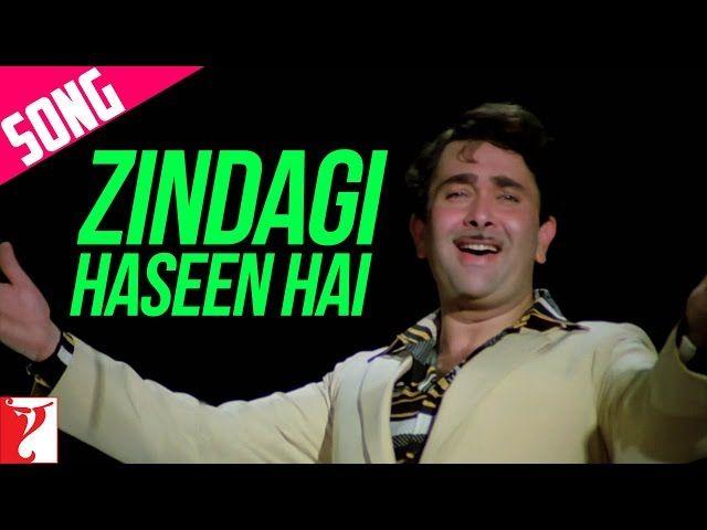 Zindagi Haseen Hai - Song   Sawaal   Randhir Kapoor   lodynt.com  لودي نت فيديو شير