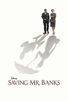 A ★★★½ review of Saving Mr. Banks (2013)